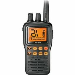 Uniden VHF Waterproof Two-Way Marine Radio