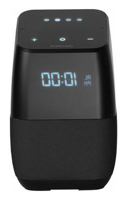 Insignia Voice Smart Bluetooth Speaker and Alarm Clock with