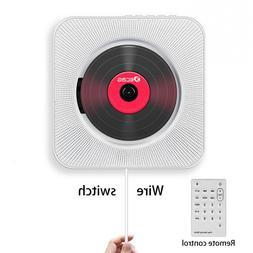 Wall-mounted <font><b>Bluetooth</b></font> <font><b>CD</b></