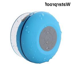 Waterproof Bluetooth Shower Speaker, BoNBoN Water Resistant