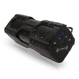 Waterproof Sport Bluetooth Speaker,Freegoing Outdoor Portabl