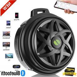 Portable Waterproof Bluetooth Wireless Speaker Outdoor Bathr