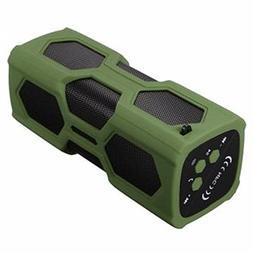 Waterproof Sport Speaker, Portable Wireless Speaker, Bluetoo
