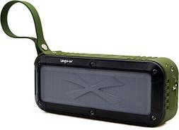 Portable Waterproof Speaker, Wireless Outdoor Speakers for i