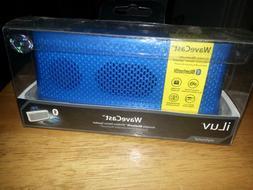 iLuv WaveCastTM Portable Bluetooth® Wireless Stereo Speaker