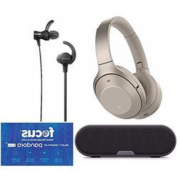 Sony WH1000XM2N Premium Headphones w MDRXB510ASB Extra Bass