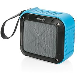 Wireless Bluetooth 4.1 Speaker by Gembonics, Best Shockproof
