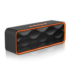 Wireless Bluetooth 4.2 Speaker, Emopeak S1 Outdoor Portable