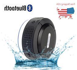 Wireless Bluetooth Portable Stereo Super Bass Mini Speaker f