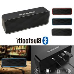 Wireless Bluetooth Speaker Portable huge Bass Stereo Loudly