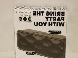 Wireless Bluetooth Speaker Portable Subwoofer Super Bass Ste