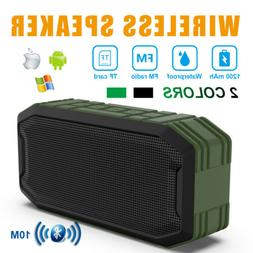 Wireless Bluetooth Speaker Portable Super Bass Stereo Loudsp