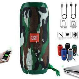 Wireless Bluetooth Speaker Waterproof Outdoor Stereo Bass US