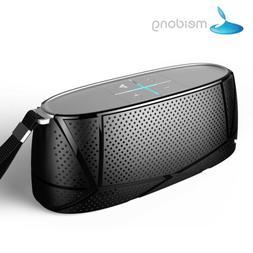 Meidong Wireless Bluetooth Speakers Stereo Portable Speaker
