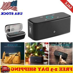 Wireless Bluetooth Speakers Super Bass Portable DOSS Touch w