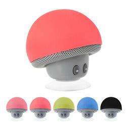 Wireless Mini Bluetooth Speaker Mushroom Portable Stereo Spe