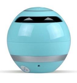 Wireless Speaker Bluetooth Portable Aux FM USB Led Bass Ster