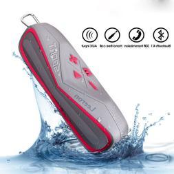 Leeron Wireless Waterproof Bluetooth Speaker IPX7 MP3 & MP4