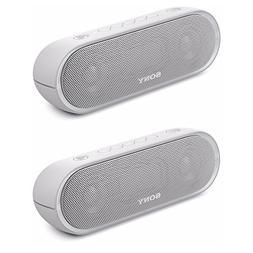 Sony XB20 Portable Wireless Speaker with Bluetooth, White