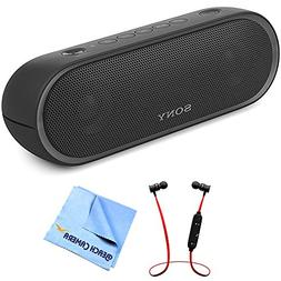 Sony XB20 Portable Wireless Speaker with Bluetooth Black 201
