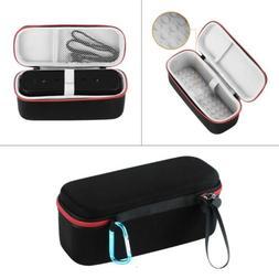 Zipper Hard Case Bag Box For Anker SoundCore Pro Bluetooth S